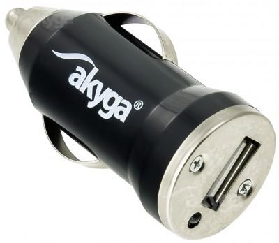 Akyga AK-CH-01 USB Adapter 12-24V/5V/1A 1USB