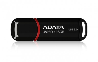 A-Data 16GB Flash Drive UV150 Black