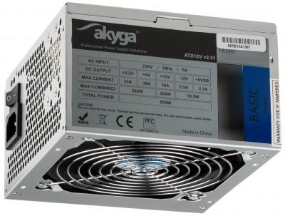 Akyga 700-Basic 700W 12CM BULK