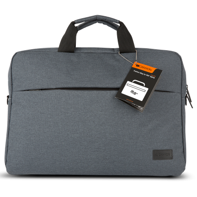 "Canyon 15,6"" Fashion Bag for Laptop Gray"