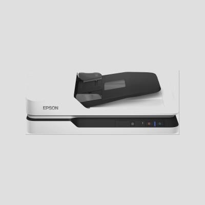 Epson WorkForce DS-1630 Síkágyas és Lapadagolós Szkenner White
